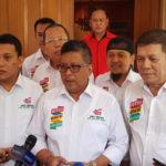 TKN Jokowi Temui Bawaslu Tentang Iklan Rekening