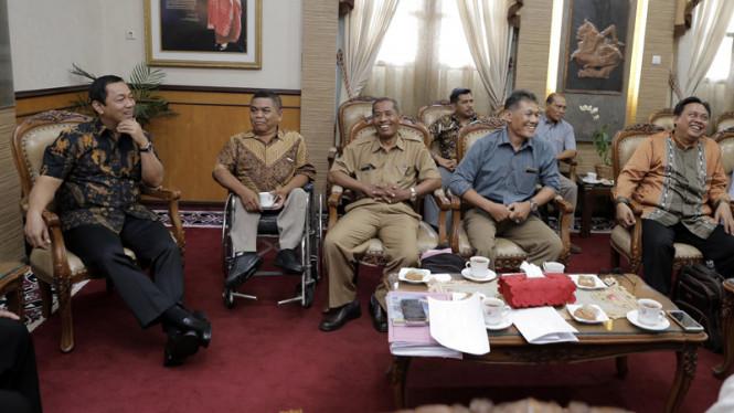 Walikota Semarang Berikan Dukungan kepada Atlet Paralympic