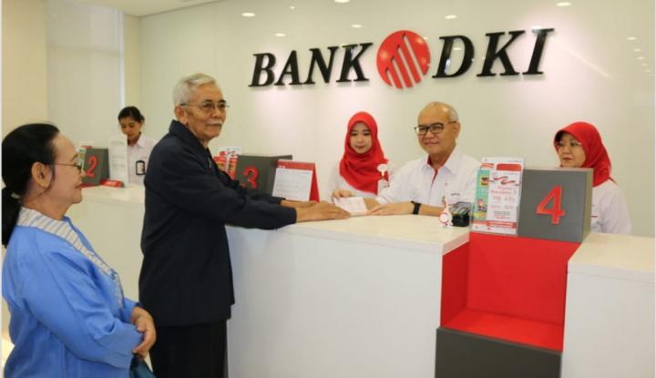 Bank DKI Beri Dukungan Layanan Non Tunai
