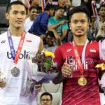 Ginting Bertemu Jojo Di Kejuaraan Hongkong Terbuka
