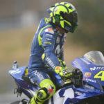 Impian Rossi Gugur Di Lap ke 15