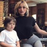 Jessica Iskandar Bangga Anaknya Sabet Juara 1 Taekwondo