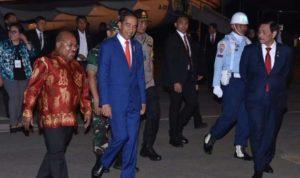 Jokowi Kunjungi Merauke Setelah Hadiri KTT ASEAN