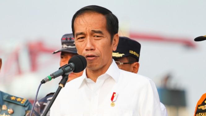 Jokowi Tegaskan Bukan Antek Asing Dan Bukan PKI