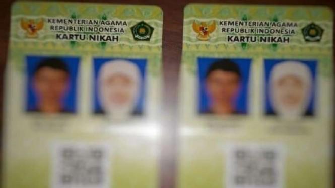 Kementerian Agama Sanggah Biaya Kartu Nikah Menggunakan APBN Murni
