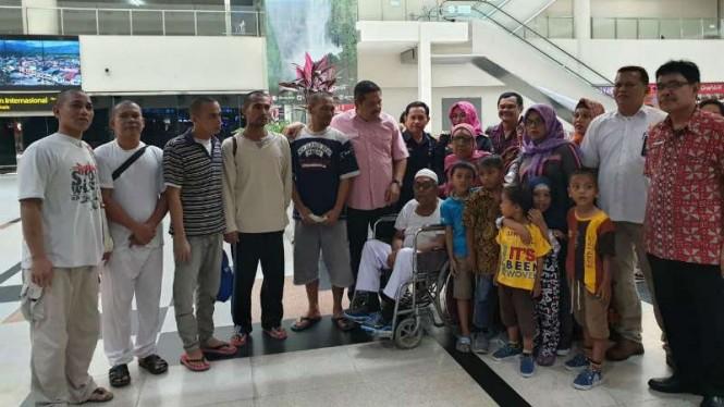 Lima Nelayan Hilang Kontak Setelah Ditangkap Malaysia
