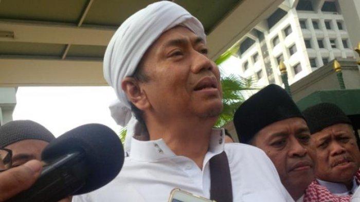 Menurut Kapitra Reuni 212 Hanya Bungkus Kampanye Prabowo