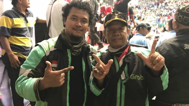Prabowo Memberi Pembekalan Kepada Simpatisannya