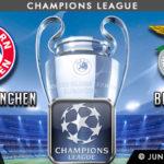 Prediksi Bayern Munchen vs Benfica