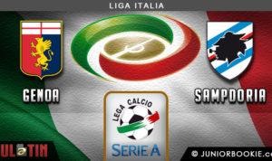 Prediksi Genoa vs Sampdoria