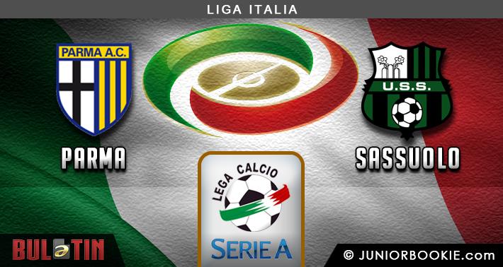 Prediksi Parma vs Sassuolo