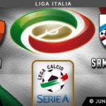 Prediksi Roma vs Sampdoria