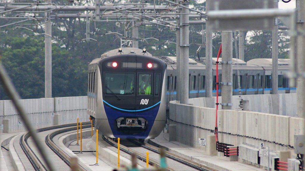 Proyek MRT Fase 2 Memiliki Jarak Lebih Pendek