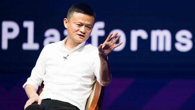 Rumor Jack Ma Gabung Dengan Partai Komunis Cina