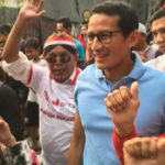 Sandi Enggan Tanggapi Jokowi Tabok Penyebar Hoax