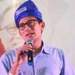 Sandi Minta Tim Untuk Berikan Visi-Misi Ke Megawati