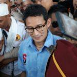 Sandi Sebut Demokrat Selalu Dukung Kegiatan Prabowo Sandi