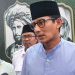Sandi Sebut Prabowo Sangat Hormati Megawati
