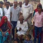 Seorang Pria Berumur 95 Hidup Lagi Setelah Disiram Air