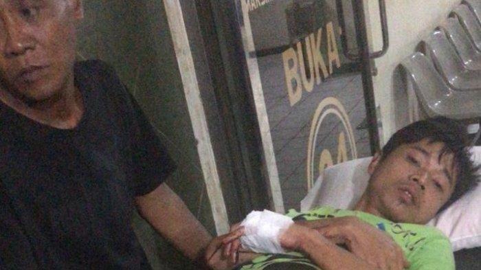 Adik Vicky Prasetyo Diserang Kelompok Bersenjata