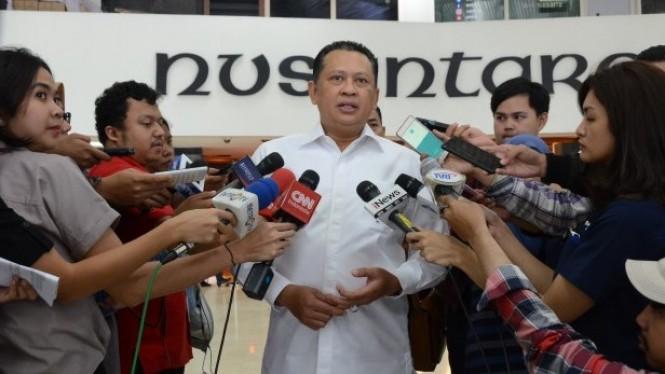 Bambang Soesatyo Sebut Jurnalis Bebas Tentukan Topik yang Mau Diangkat