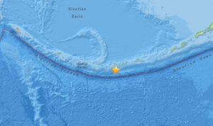 Gempa Berkekuatan 7 Magnitudo Mengguncang Alaska