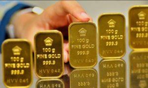 Harga Emas Kembali Naik Walau Ekonomi Internasional Tidak Baik