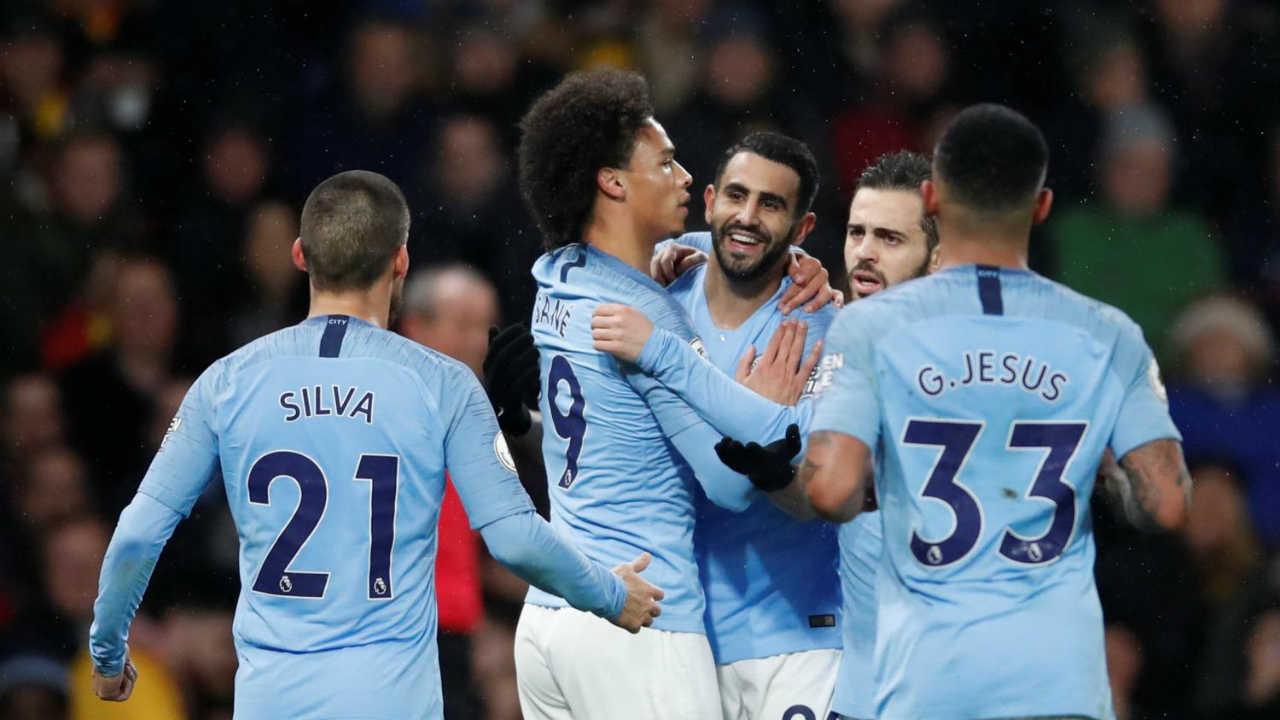 Ini Cara Man City Menghadapi Agenda Padat di Premier League