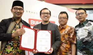 Jawa Barat Membuat Kesepakatan Dengan Bukalapak