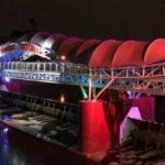Jembatan Kaca Kota Solo Menjadi Ikon Wisata Baru