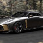 Nissan Bakal Memproduksi Mobil Konsepnya yang Bernama GTR50