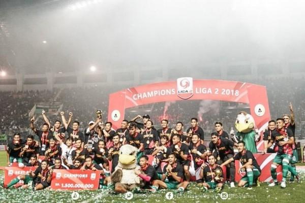 PSS Harapkan Kick Off Liga 1 Dilaksanakan Sebelum Pemilu