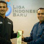 PSSI Memberikan Penghargaan Wasit Terbaik Liga 1 Kepada Thoriq Alkatiri