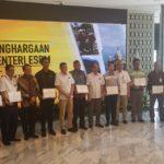 Perusahaan Bakrie Mendapat Penghargaan Usai Aksi Tanggap Bencana