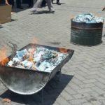 Puluhan Ribu KTP Elektronik Tidak Terpakai Di Solo Dibakar