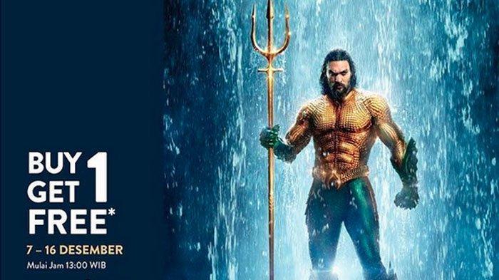Syarat Dan Ketentuan Promo Nonton Film Aquaman