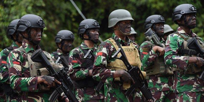 TNI Bakal Memburu Kelompok Separatis Papua
