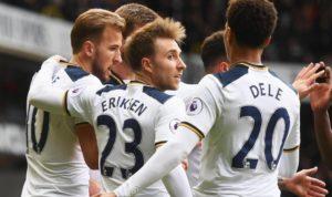 Tottenham Berhasil Menyilap Chelsea dan Arsenal di Liga Inggris