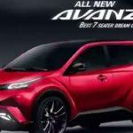 Toyota Buka Suara Soal Tampilan Avanza Terbaru