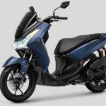 Yamaha Membuat Lexi yang Versi Lebih Mahal
