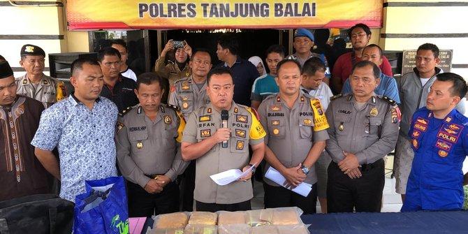 2 Penyelundup 15 Kg Sabu Dari Malaysia Ditembak Mati