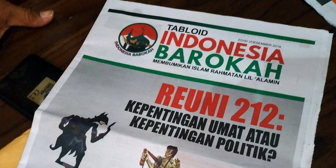 44 Tabloid Indonesia Barokah Di Solo Diamankan