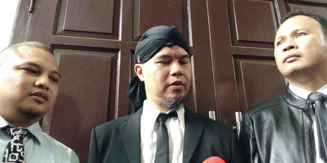Ahmad Dhani Mendapat Hukuman 18 Bulan Penjara