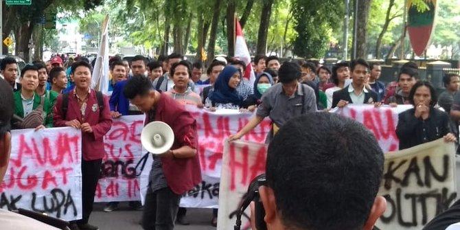Aktivis 98 Ingatkan Kasus HAM Era Orde Baru