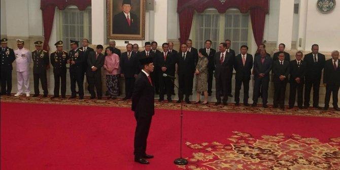 Alasan Jokowi Memilih Letjen Doni Monardo Sebagai Kepala BNPB
