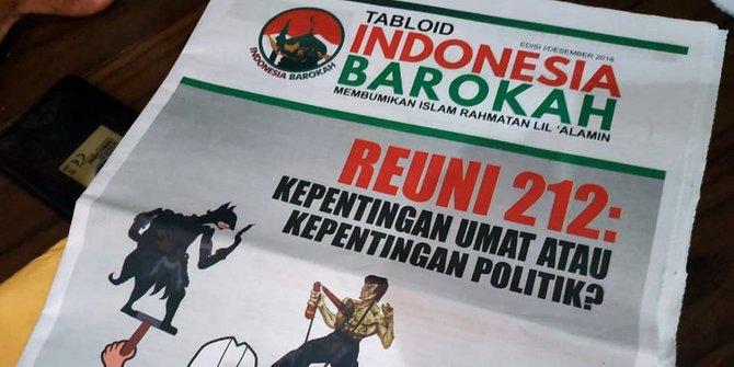 Bawaslu Belum Menemukan Pelanggaran Kampanye Dari Tabloid Indonesia Barokah