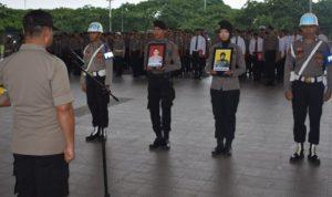 Brigpol Dewi Sempat Selingkuh Dengan Polisi
