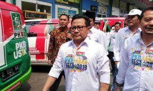 Cak Imin Siap Menjadi Ketua Umum PSSI