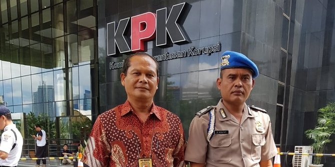 DPO Mantan Anggota DPRD Sumut Menyerahkan Diri Ke KPK