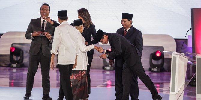 Debat Perdana Capres Dinilai Kurang Greget